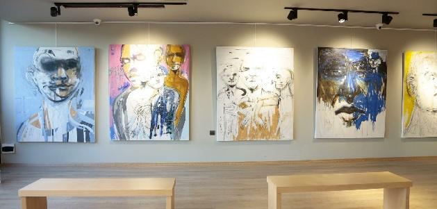 גלריית דנה רפאלי